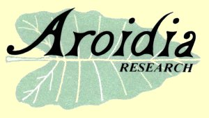 Aroidia Research logo